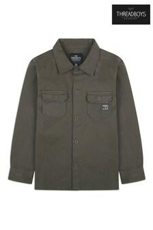 Threadboys Cotton Long Sleeve Shirt