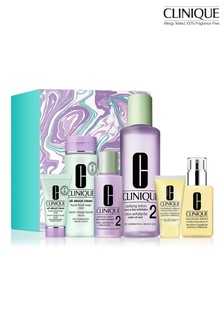 Clinique Great Skin Everywhere Set - For Dry Skin (worth £96)