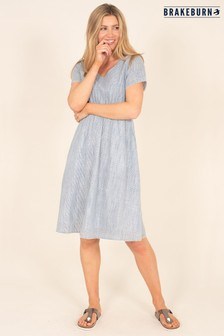 Brakeburn Stripe Dress