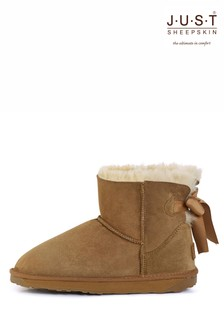 Just Sheepskin Ladies Devon Sheepskin Boot