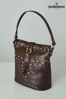 Joe Browns Island Escape Boho Leather Bag