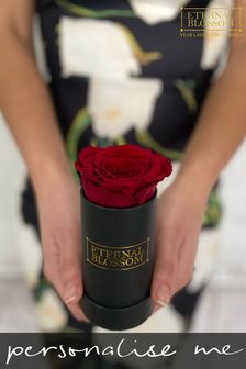 Personalised Year Lasting Real Roses Inidvidual Blossom Box by Eternal Blossom