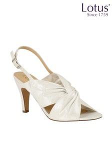 Lotus Footwear Ice Open-Toe Sling-Back Shoes