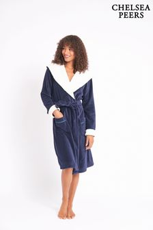 Chelsea Peers Fluffy Borg Dressing Gown