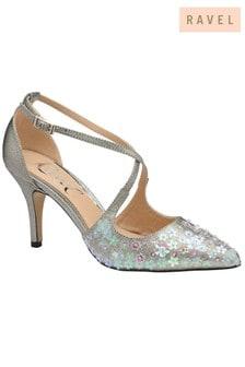 Ravel Sparkle Heeled Shoes
