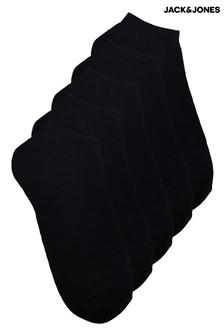 Jack & Jones 5 Pack Trainer Socks