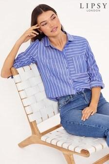 Lipsy Double Pocket Shirt
