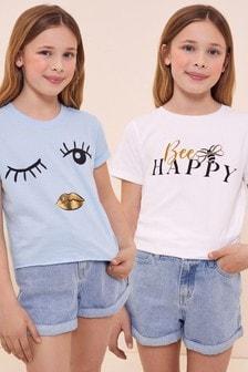 Lipsy 2 Pack T-Shirt