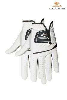 Cobra Golf Golf Flex Cell Glove Twin Pack, left hand