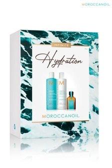 Moroccanoil Infinite Hydration Kit (worth £48)