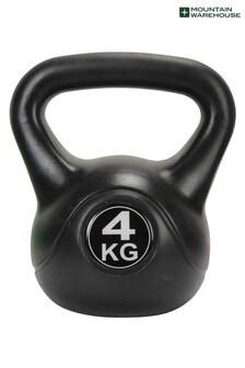 Mountain Warehouse Home Gym 4kg Fitness Kettlebell