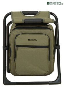 Mountain Warehouse Lightweight Picnic Stool With Cool Bag