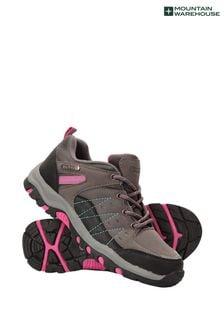 Mountain Warehouse Stampede Kids Waterproof Walking Shoes