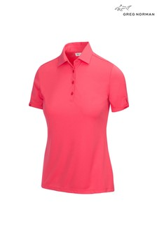 Greg Norman ML75 2Below Ladies Polo Shirt