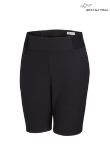 Greg Norman Pull-On Essential Stretch Ladies Shorts