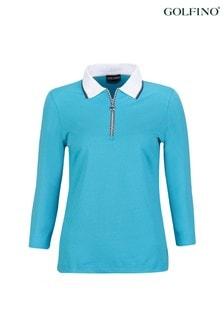 Golfino Sea Salt Ladies Polo Shirt
