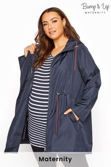 Bump It Up Maternity Pocket Parka