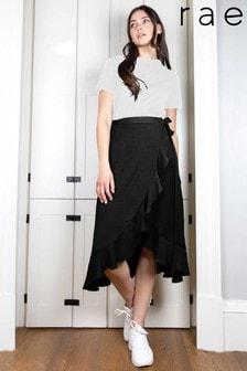 Rae Sienna Wrap Skirt