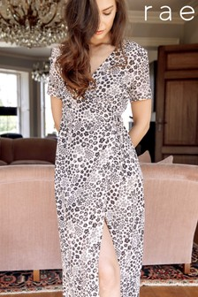 Rae Clara Wrap Dress