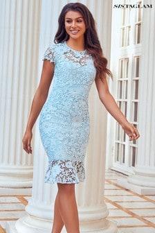 Sistaglam Lace Dress