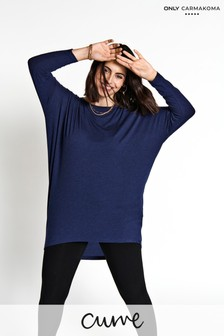 Only Carmakoma Curve Long Sleeve Tunic Top