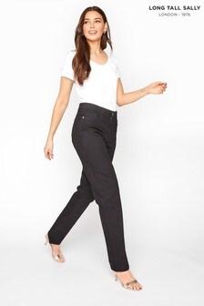 Long Tall Sally Ruby Straight Leg Jean