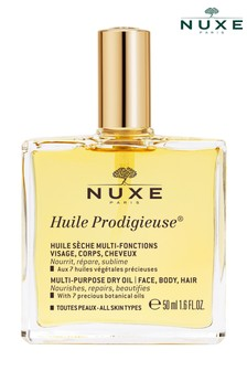 Nuxe Huile Prodigieuse® Multi-Purpose Dry Oil for Face, Body and Hair