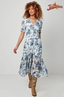 Joe Browns Cool Floral Dress