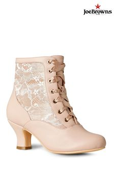 Joe Browns Vintage Romance Lace Boots