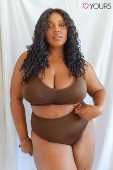 Yours Seamless Padded Bra