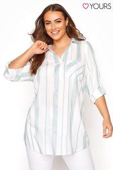 Yours Overhead Stripe Shirt
