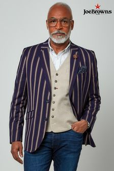 Joe Browns Snazzy In Stripes Blazer