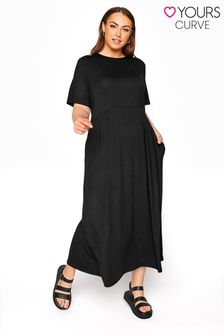 Yours Limited Maxi T Shirt Dress