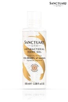 Sanctuary Spa Antibacterial Hand Gel, 100 ml