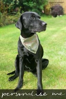 Personalised Dog Neckerchief