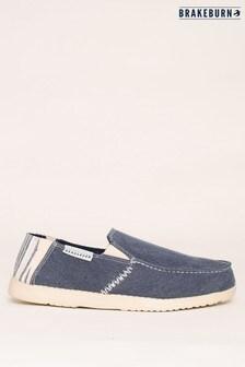 Brakeburn Stripe Slip On Shoe