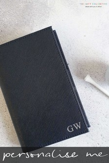 Personalised Scorecard Holder by Gift Collective