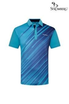 Stromberg Stromberg Flux Fade Polo Shirt Male