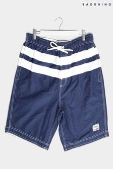 BadRhino Cut And Sew Panel Swim Shorts