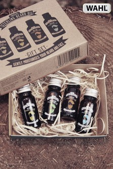 Wahl Sterling Beard Oil Gift Set