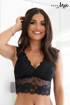 Pour Moi Amour Non Wired Bralette
