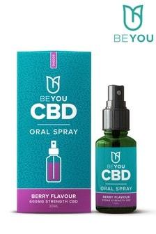 BeYou CBD W MCT Oil Berry Spray 30ml