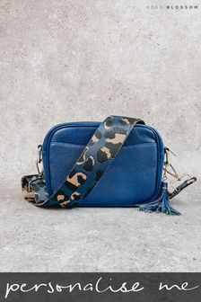 Crossover Bag with Interchangeable Strap by Koko Blossom