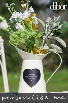 Personalised Pitcher Jug by Dibor