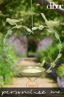 Personalised Bird Dish by Dibor