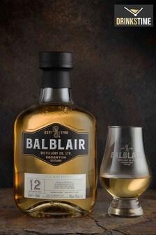 DrinksTime Balblair 12 Year Old Single Malt Scotch Whisky