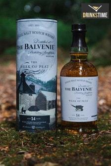 DrinksTime Balvenie 14 Year Old Week of Peat Single Malt Scotch Whisky
