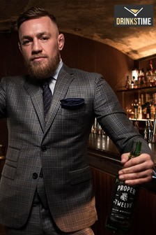 DrinksTime Proper No. Twelve (12) Irish Whiskey by Conor McGregor