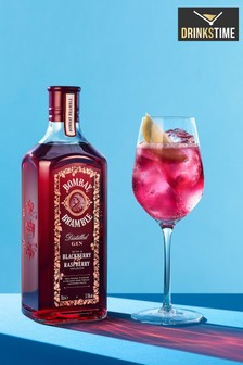 DrinksTime Bombay Bramble Blackberry & Raspberry Infused Gin