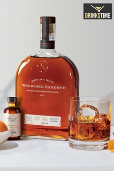 DrinksTime Woodford Reserve Old Fashioned Cocktail Gift Set